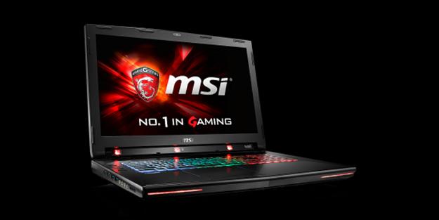MSI GT72S Tobii satışa çıktı