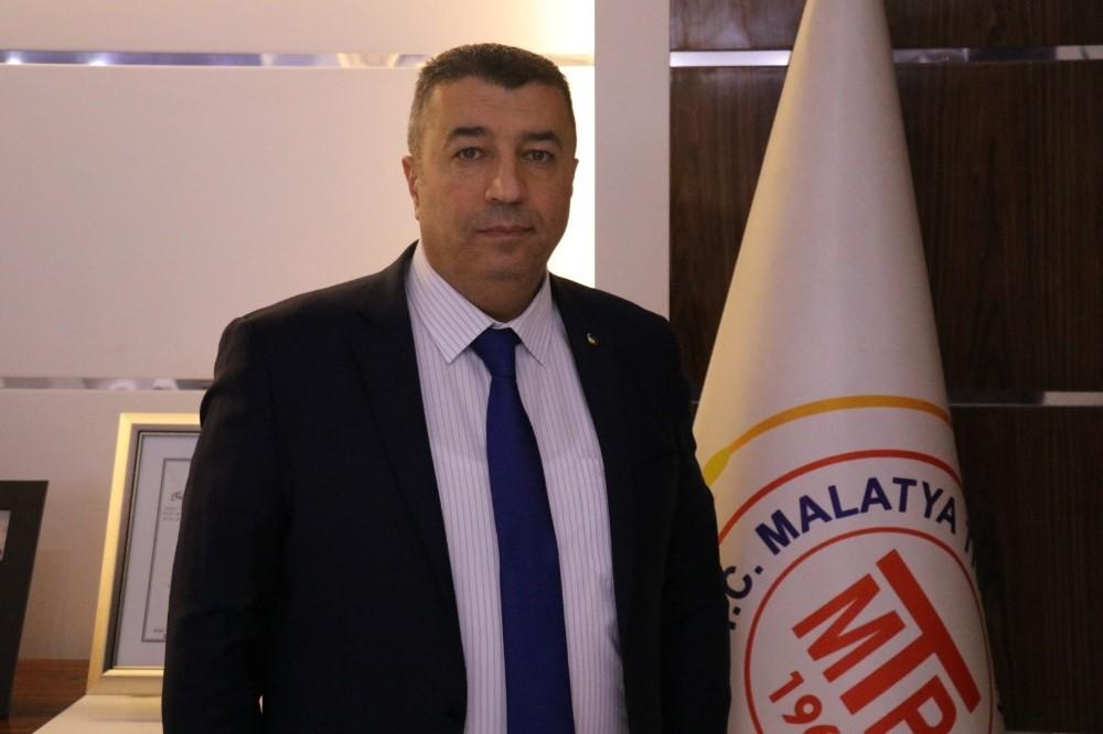"""MTB Başkanı Özcan: """"60 yıllık rüyamız gerçek oldu"""""""