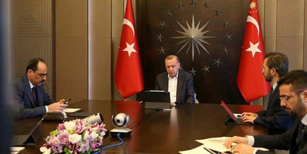 Mücadelede yeni adım! Başkan Erdoğan liderliğinde bir ilk yaşanacak