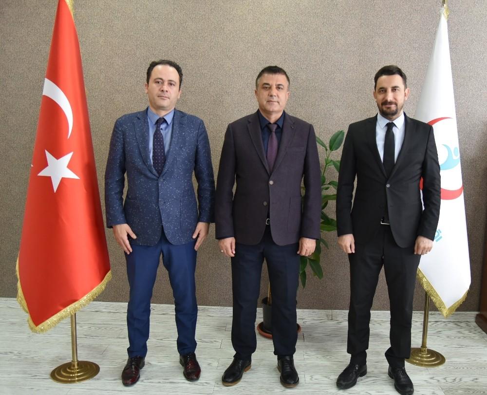"""Müdür Sünnetçioğlu: """"Sorun küresel çözüm ulusal"""""""