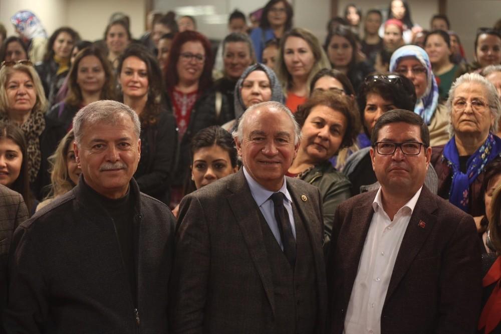 Muğla Büyükşehir Belediye Başkan Adayı Hıdır'dan kadınlara tam destek