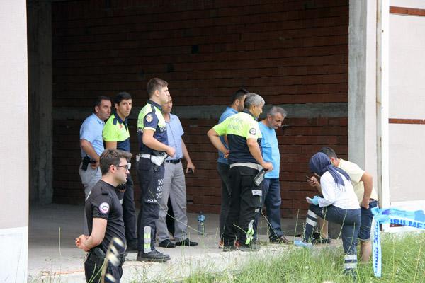 Muğla'da alışveriş merkezinin bodrumunda ceset bulundu!