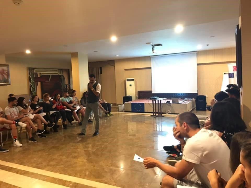 Muğla'da Gençlik Değişimi projesi tamamlandı