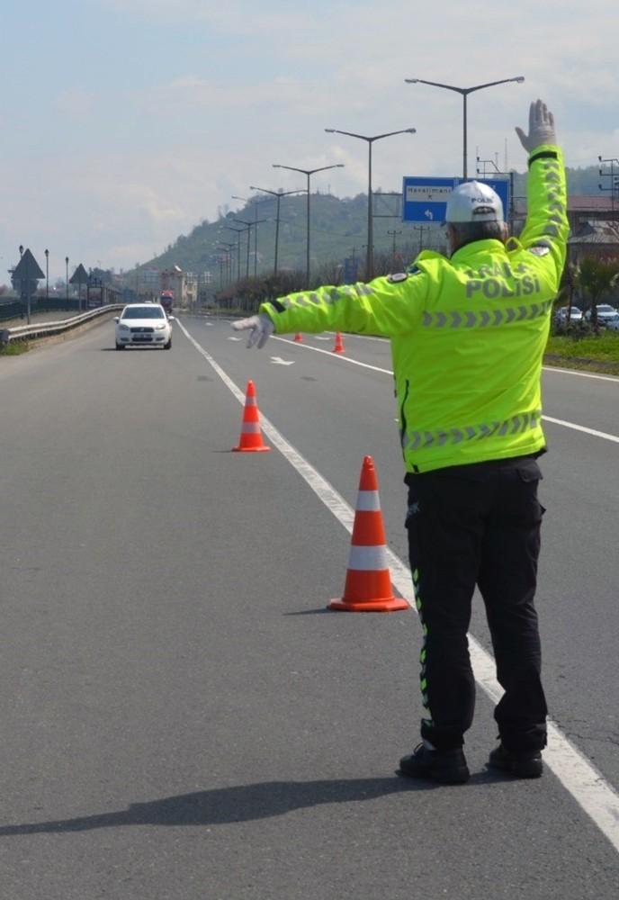 Muğla'da trafik uygulamasında polise rüşvet teklifi