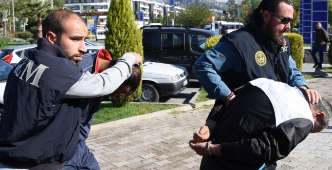 Muğla'da yargılanan PKK'lı terörist:K. Irak'ta silahlı eğitim aldım
