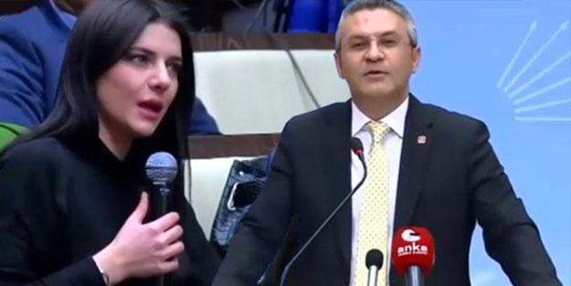 Muhabirin sorusu CHP'li ismi gerdi!