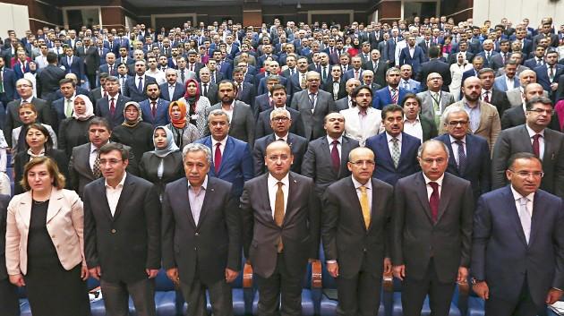 Muhalefetin tek derdi AK Parti