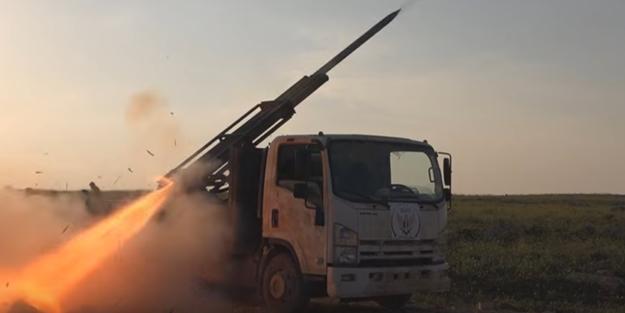Muhalifler Grand füzeleri ile vurdu