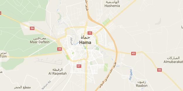 Muhalifler Hama'ya yürüyor!