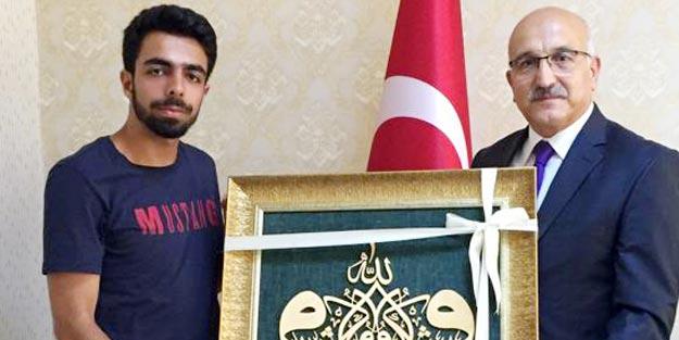 Muhammed Akif Aydın kimdir? Muhammed Akif Aydın üniversite için hangi bölümü tercih etti