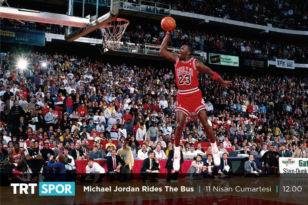 Muhammed Ali ve Michael Jordan bu hafta sonu TRT Spor'da