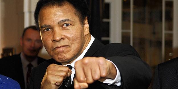 Muhammed Ali'den nakavt eden cevap!