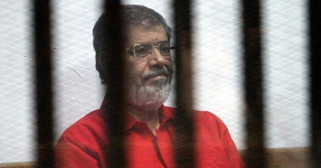 Muhammed Mursi'nin 20 yıl hapis cezası onaylandı