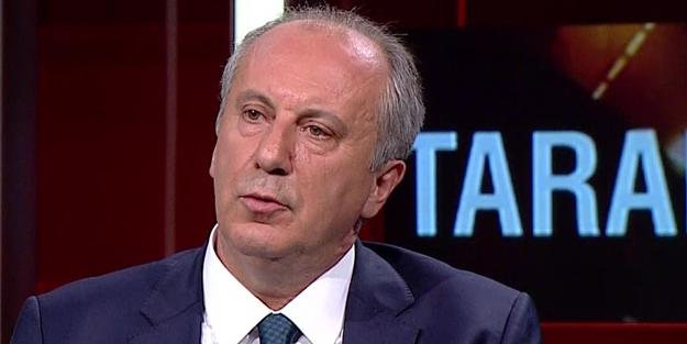 Muharrem İnce: Dedikoduların hepsi CHP Genel Merkezi'nde üretildi