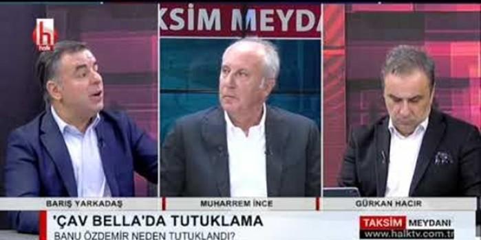 Muharrem İnce'den Erdoğan'a skandal benzetme! Haddini aştı