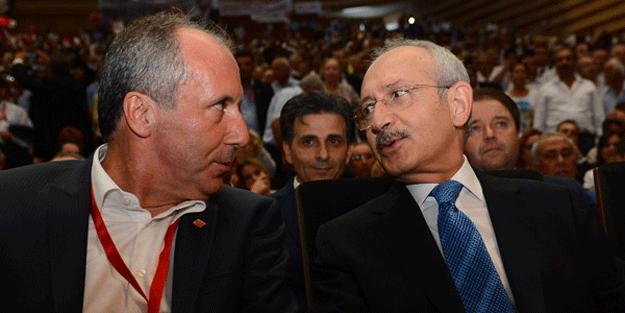 Muharrem İnce'den Kılıçdaroğlu'na sert sözler: Anlını karışlarım!