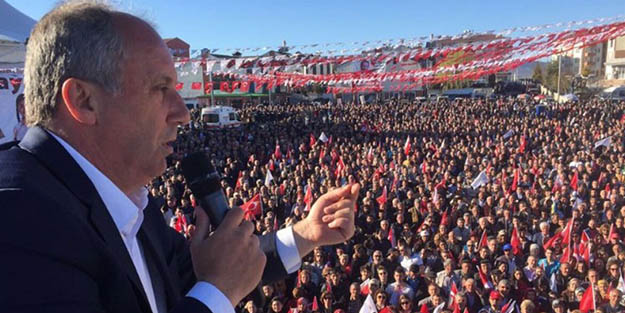 Muharrem İnce'den TRT'ye çirkin saldırı!