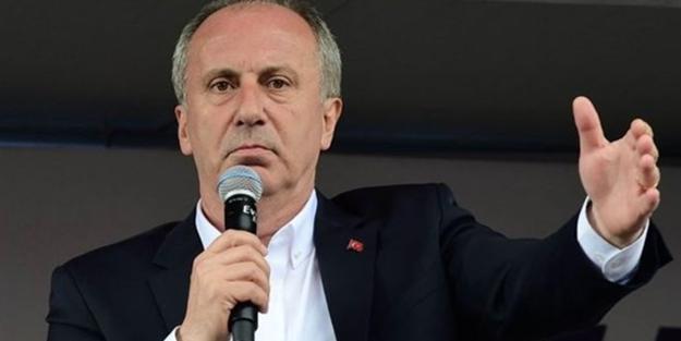 Muharrem İnce'nin 'Gezi' paylaşımına tepki yağdı
