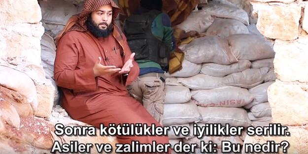 Muhaysini, Türkiye halkına özel video çekti