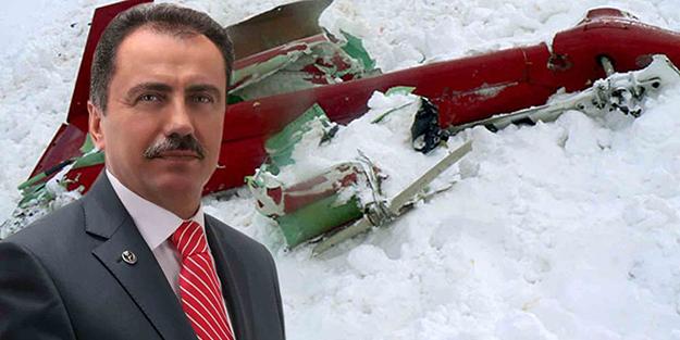 Merhum Yazıcıoğlu'nun ölümü ile ilgili şok belge!