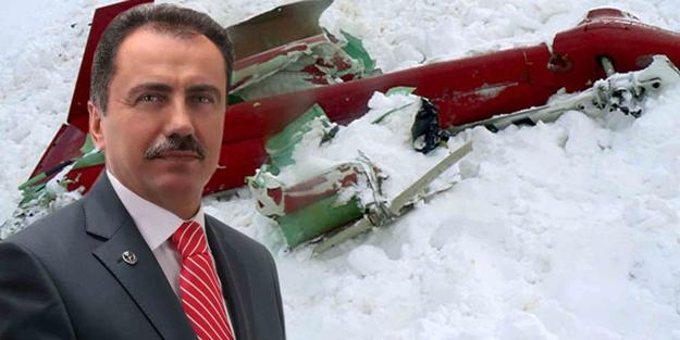 Yazıcıoğlu'na ikinci bir helikopter kiralanmış!