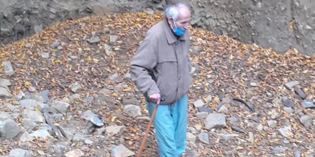 Muhtar, 80 yaşındaki amcayı susuz bıraktı, kaymakam kapıdan kovdu