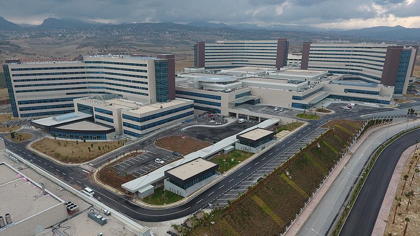 Muhteşem hastane yarın açılıyor