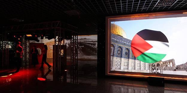 Mukaddes şehir Kudüs dijital gösterimle anlatılıyor