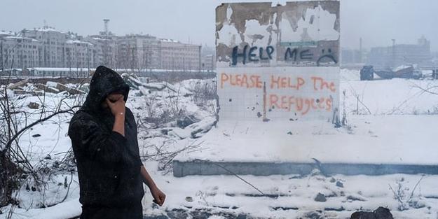 Mülteciler ölüme terkedildi