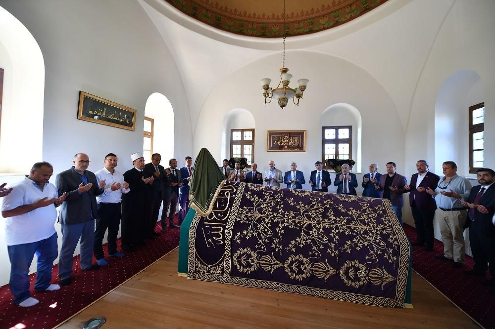 Murad Hüdavendigar Kosova'da yad edildi