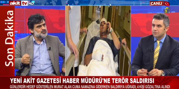 Murat Alan'a düzenlenen saldırıda dikkat çeken İmamoğlu şüphesi