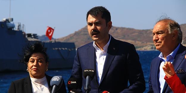 Murat Kurum: Bu kadar kibar yıkım olmaz! Yıkmazlarsa biz yıkarız