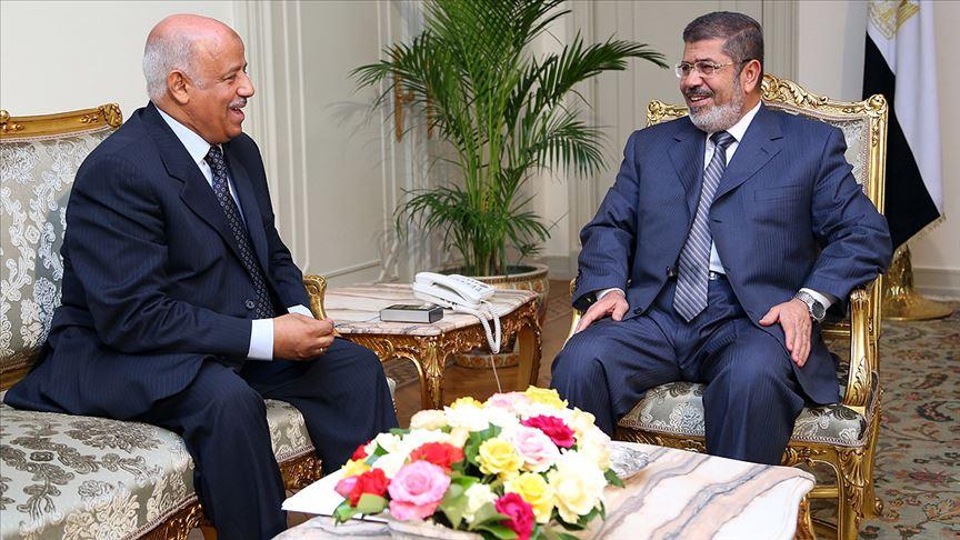Mursi dönemi Adalet Bakanı Ahmed Süleyman'a şartlı tahliye