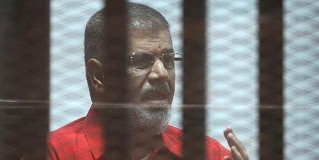 Mursi, mahkemeye öyle bir söz söyledi ki!
