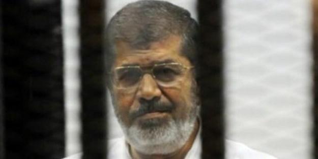 Mursi'den flaş istek
