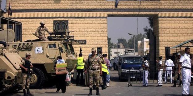 Mursi'ye 4 yıl aradan sonra bir ilk