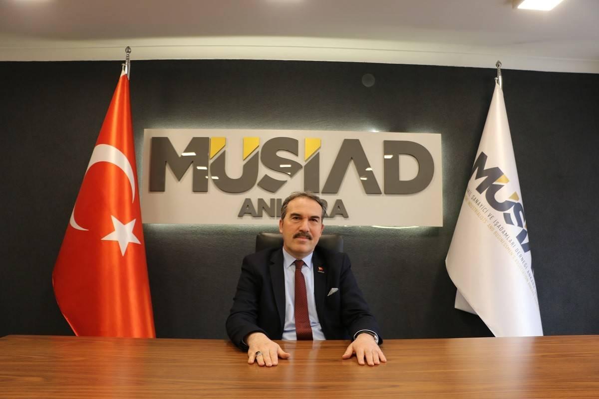 MÜSİAD Ankara'dan İngiltere uyarısı