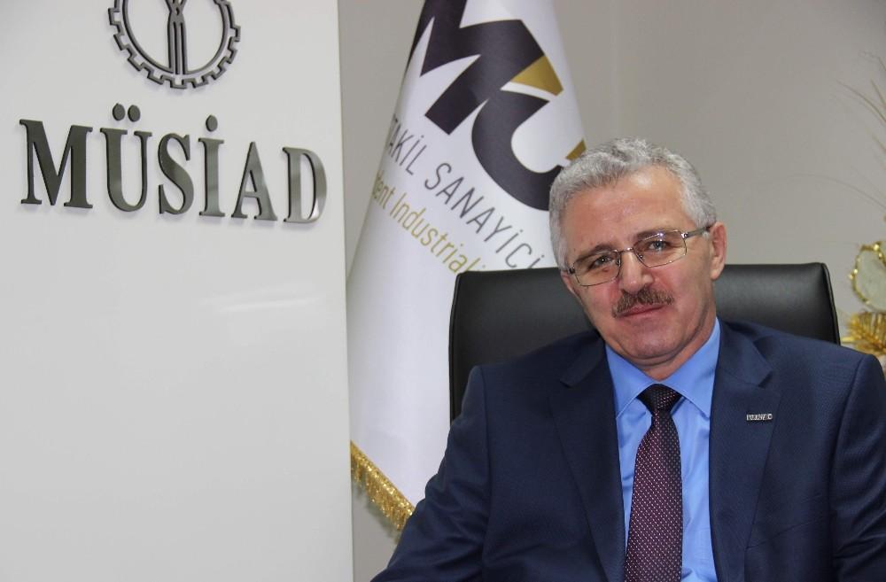MÜSİAD Başkanı Nur'dan 19 Mayıs mesajı