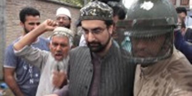 Müslüman lider tutuklandı