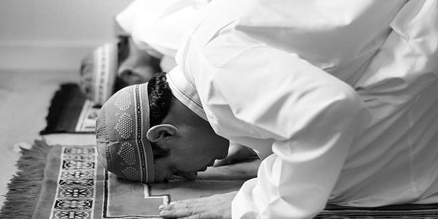 Müslüman teslim olandır..