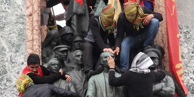 MÜSLÜMANLARA ATEŞ PÜSKÜREN KEMALİSTLER, PKK'LILARA SESSİZ!