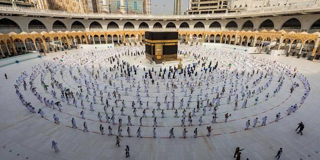 Müslümanları sevindiren Mescid-i Haram ve Mescid-i Nebevi kararı