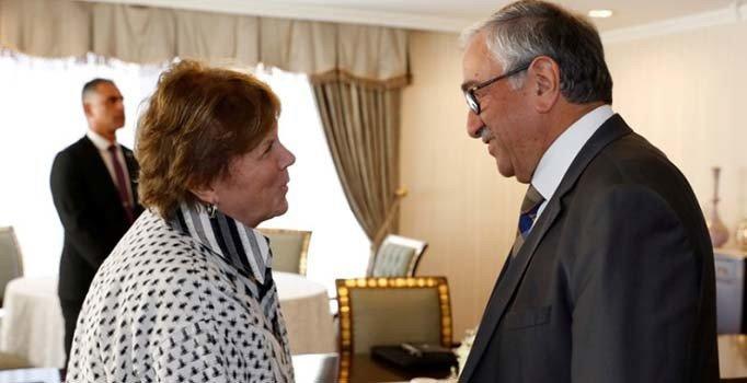 Mustafa Akıncı ile BM temsilcisi Lute'den 5 günde 5'inci görüşme