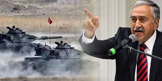 Mustafa Akıncı ne dedi? KKTC Cumhurbaşkanı Mustafa Akıncı Barış Pınarı Harekatı açıklaması