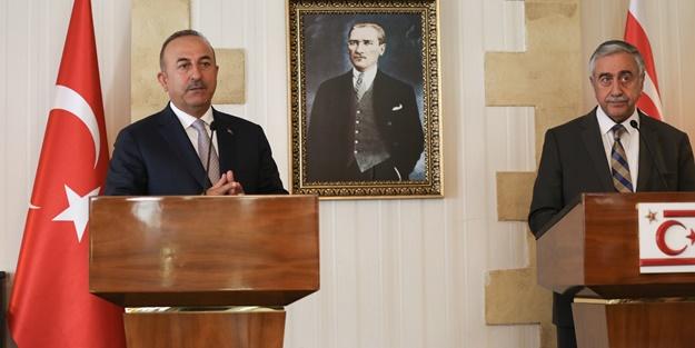 Mustafa Akıncı: Türkiye ile birlikte barış istiyoruz