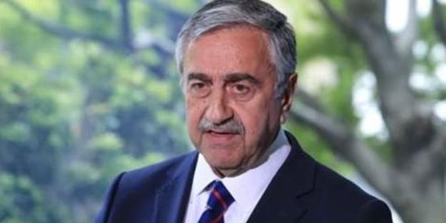 Mustafa Akıncı'dan 'Cenevre' açıklaması: Rum tarafı...