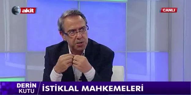 Mustafa Armağan'dan Akit TV'de