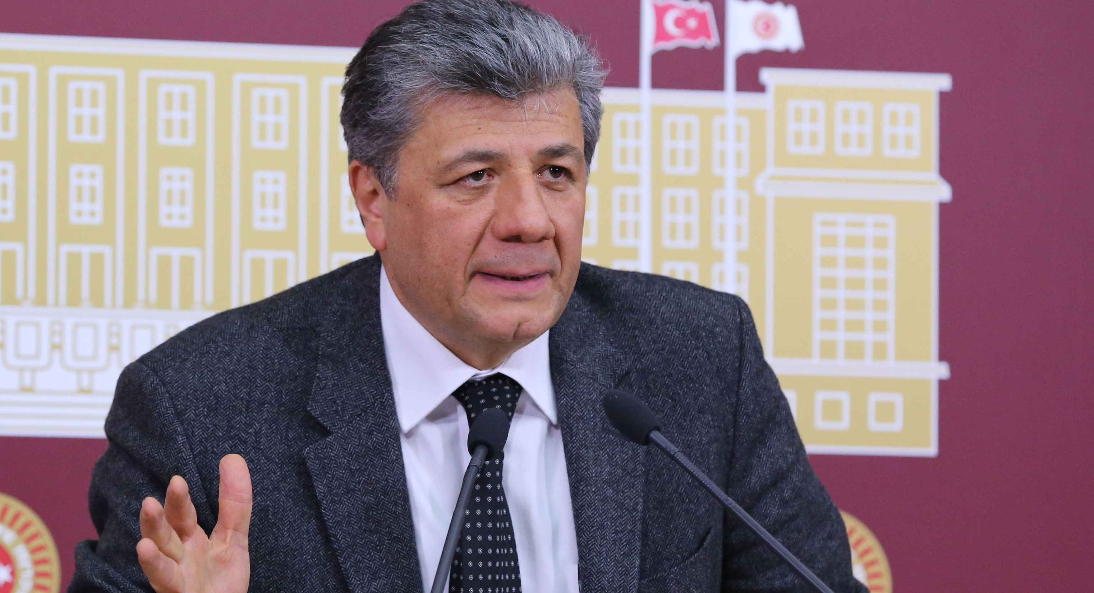 Mustafa Balbay'ın cezaevinden çıkması vicdanları kanatmıştır! 'Sorumlusu AK Parti'