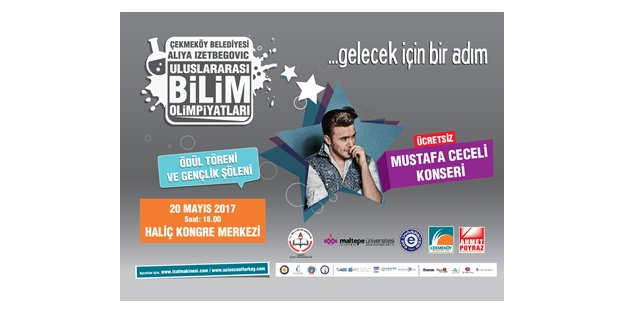 Mustafa Ceceli konseri ile kapanış