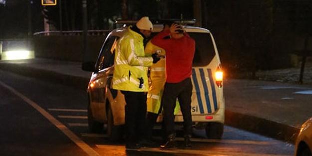 Mustafa Ceceli kaçtı, polis yakaladı